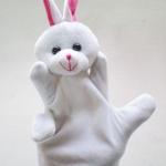 ตุ๊กตามือ หุ่นมือรูปกระต่าย