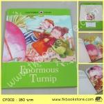 Ladybird Classic Tales : The Enormous Turnip นิทานเลดี้เบิร์ด หัวผักกาดยักษ์