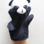ตุ๊กตามือ หุ่นมือรูปหมีแพนด้า