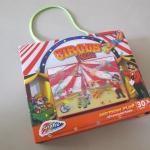 Grafix Motion Fun 3D Lenticular Puzzle : Circus Puzzle 30 pieces จิ๊กซอว์ภาพเคลื่อนไหว 30 ชิ้น ละครสัตว์