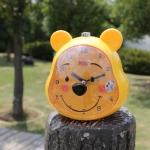 นาฬิกาปลุกหมีพู <พร้อมส่ง>