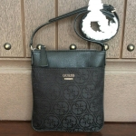 GUESS LEEZA G CROSS BODY BAG * สินค้า outlet