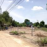 ที่ดินเปล่า ถมแล้ว 238ตรว. หมู่บ้านกลีบบัวนคร ถนนเลียบคลองปทุม ทวีวัฒนา กรุงเทพ