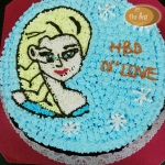 เค้กเจ้าหญิง (Princess Cake)