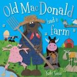 Old Mac Donald had a farm : นิทานปกอ่อนเล่มโต คุณลุงแมคโดนัลมีฟาร์ม นิทานเพลง
