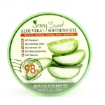 Jenny Sweet Aloe Vera Soothing Gel 98% เจลว่านหางจรเข้ 98% สินค้านำเข้าจากเกาหลีใต้