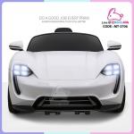 รถแบตเตอรี่เด็ก Porsche Mission E 2 มอเตอร์ เปิดประตูได้ มีรีโมท หรือบังคับเองได้