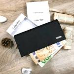 CALVIN KLEIN JEAN Long Wallet free Box และถุงกระดาษ *สินค้า outlet