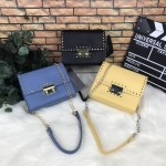 ZARA Studded Crossbody Bag free ถุงผ้า
