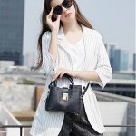 MICOCAH Saffiano Mini Crossbody Bag free ถุงผ้า