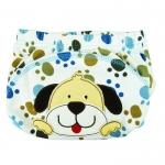 กางเกงผ้าอ้อมซับฉี่เด็ก Training Pant ลายสุนัข size 80 90 100