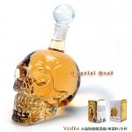 แก้วเก็บเหล้า crystal head vodka 350ml <พร้อมส่ง>