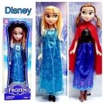 ตุ๊กตา Frozen Elsa & Anna สูง 72cm