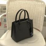 กระเป๋า Amory Leather Mini Candy Leather Bag สีดำ หนังชามัวร์ ที่อ่อนนุ่มเป็นพิเศษ ยิ่งใช้ยิ่งนิ่มเงาสวย
