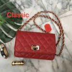 Keep spell chain bag classic & mini size Red