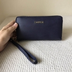 Carpisa Leather Long Wallet
