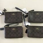 Coach S Double zip F66506