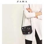 กระเป๋าสะพายข้าง ขนาดมินิ แบรนด์ Zara Bag ราคา 1,290 บาท Free Ems