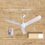"""พัดลม เพดาน ซากุระ 56"""" สีขาว Original White"""