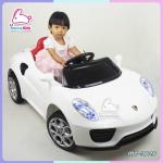 รถแบตเตอรี่เด็ก ทรง F430 2 มอเตอร์ เปิดประตูได้ มีรีโมท หรือบังคับเองได้