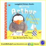 Ladybird Picture Books : Worried Arthur : The Birthday Party นิทานเลดี้เบิร์ด อาร์เธอร์ เพนกวินจอมกังวล