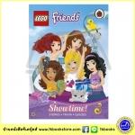 Ladybird : LEGO Friends - Showtime! นิทานเลดี้เบิร์ด เลโก้เฟรนด์ ตอนได้เวลาแสดง
