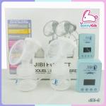 เครื่องปั๊มนมคู่ Jibi Pocket Pump