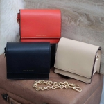 Charle & Keith Shoulder & Cross Body bag มี 3 สี free ถุงผ้า