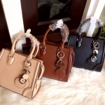 PEDRO Double Top Handle Tote *สินค้า outlet