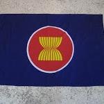 ธงอาเซี่ยน เบอร์ 8 (80x120cm)