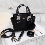 KEEP Infinite office bag mini size Black