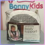 Body Support ชุดที่รองคาร์ซีท และรถเข็นเด็ก สีเทา