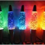 โคมไฟลาวากากเพชรดาว LAVA STAR LAMP