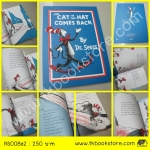The CAT in the HAT Comes Back by Dr. Seuss หนังสือนิทาน ดร.ซูสส์ ปกอ่อนเล่มโต
