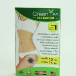 Green Tea Fat Burner 1@90 กรีนที แฟต เบิร์นเนอร์ สารสกัดเข้มข้มจากชาเขียว เร่งการเผาผลาญไขมัน By JP Natural Cosmetic