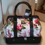 กระเป๋าถือเดินทาง สองชั้น Roma polo แท้ ราคา 790 บาท Free Ems