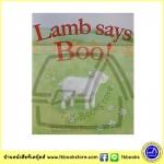 Lamb says Boo ! แกะน้อยร้อง บู!
