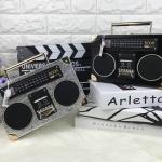 ALDO TIEZZO Radio Box มี 2 สีให้เลือกค่ะ