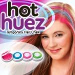 ชอล์คเปลี่ยนสีผมแบบชั่วคราว Hot Huez
