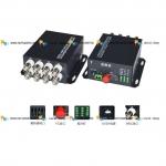 RG6 TO Fiber Converter 8 Channel 20KM