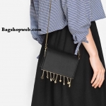 CHARLES & KEITH EMBELLISHED SLUNGBAG