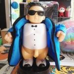 ตุ๊กตากังนัมสไตล์โชว์จ้าวโลก ของขวัญทะลึ่ง