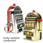 พวงกุญแจตุ้โยกสลอต Lucky Jackpot Jumbo Slot