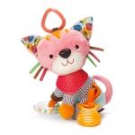 ตุ๊กตาโมบายผ้าเสริมพัฒนาการ รูปแมว SKK Baby รุ่น BANDANA BUDDIES activity toy - Kitten
