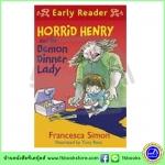 Orion Early Reader : Horrid Henry and the Demon Dinner Lady วายร้านเฮนรี่และเลดี้จอมดุ