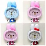 นาฬิกาแขวนผนังกระต่าย