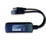 PoE 48-57V 802.3 AT/AF Standard DC 12V 2.2A 26W Power over Ethernet for CCTV Security Network IP Camera