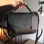 ZARA STRAP DETAIL CITY BAG