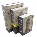 ตู้เซฟหนังสือ ลายหนังสือ PISA