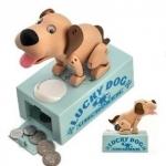 กระปุกออมสินสุนัขจอมตะกละ UN-CHO-KEN <<พร้อมส่ง>>
